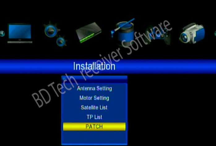GX6605sHW203 New Software update 2021 DLNA support