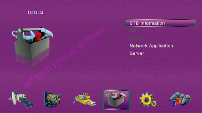 Ali 3510c New Software Pink Menu Dolby Ok With MT5370 Wifi Device