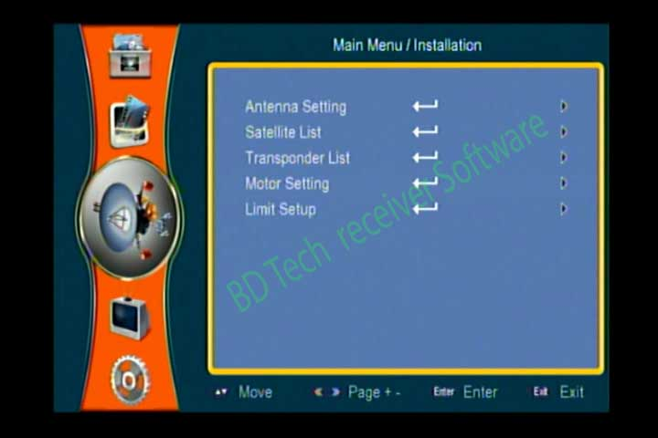 Sunplus 1506g Condor P200 SCD3 Menu Version V 10.05.14-2