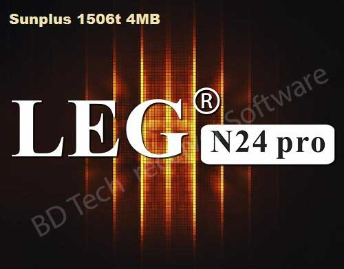 1506t Sunplus  4MB Leg N24 Pro New Software, And Specifications