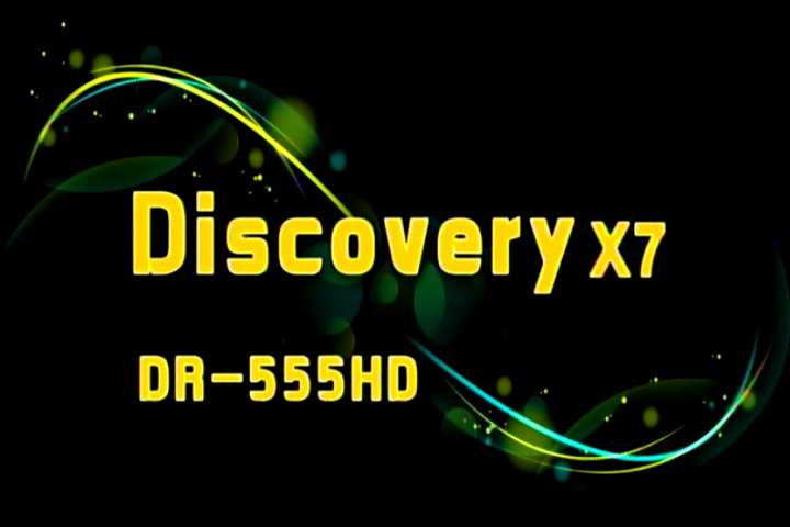 1506T Discovery DR-555 X7 New Software 2021 SOG